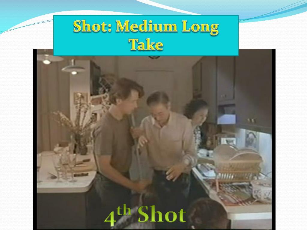 Shot: Medium Long Take