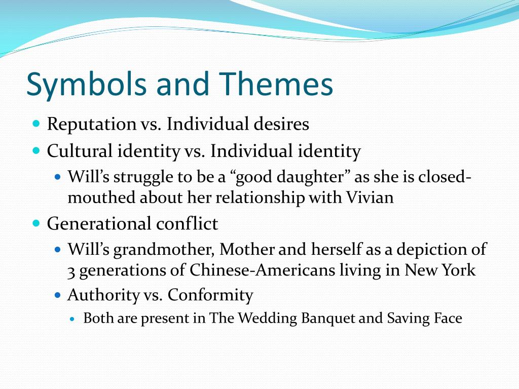 Symbols and Themes