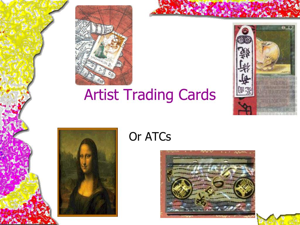 artist trading cards l.