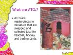what are atcs
