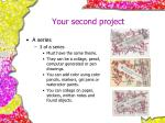 your second project