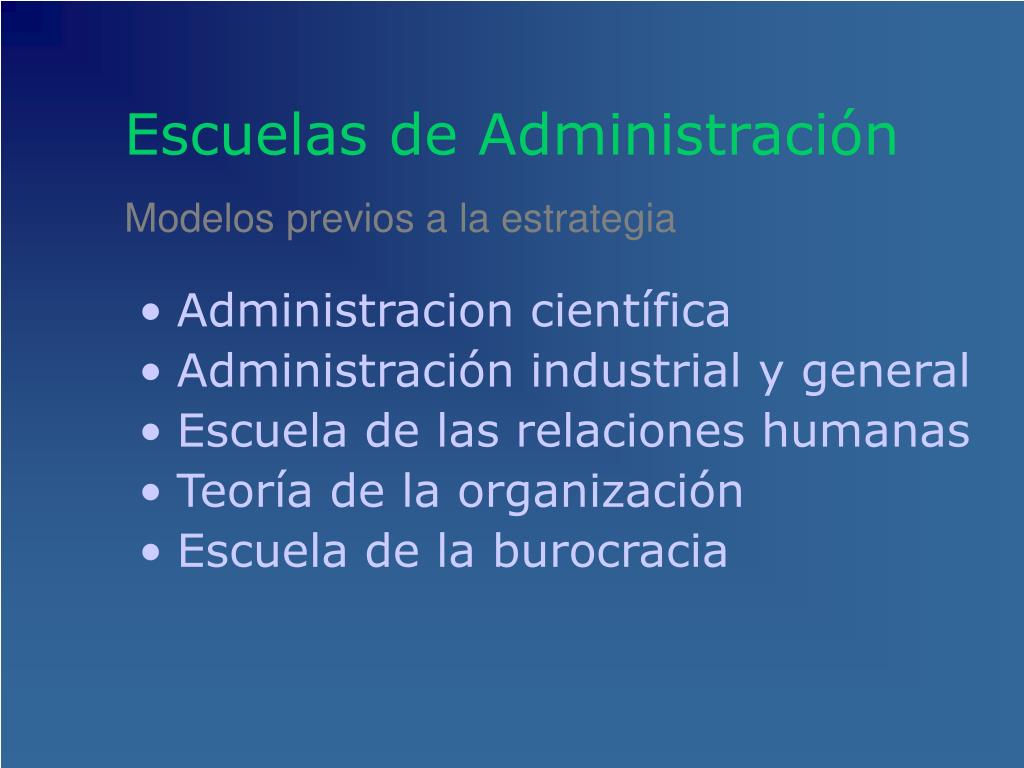 Administracion científica