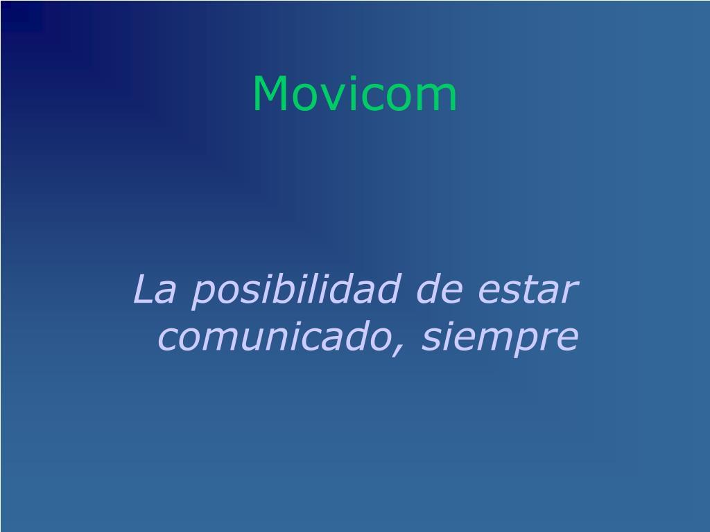 Movicom