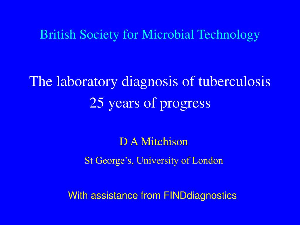 British Society for Microbial Technology