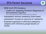 epa permit decisions45
