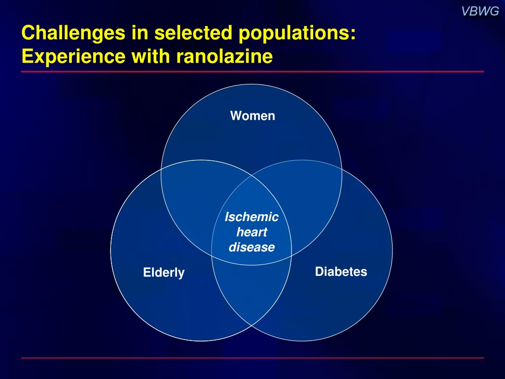 Challenges in selected populations: