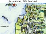 st andrews fife scotland
