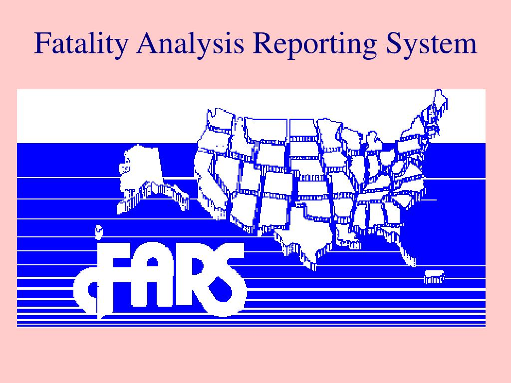 Fatality Analysis Reporting System