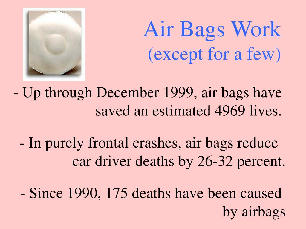 Air Bags Work