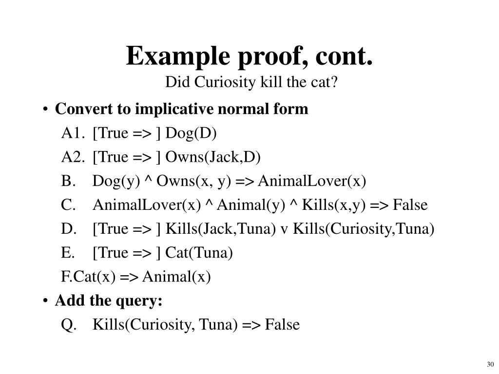 Example proof, cont.