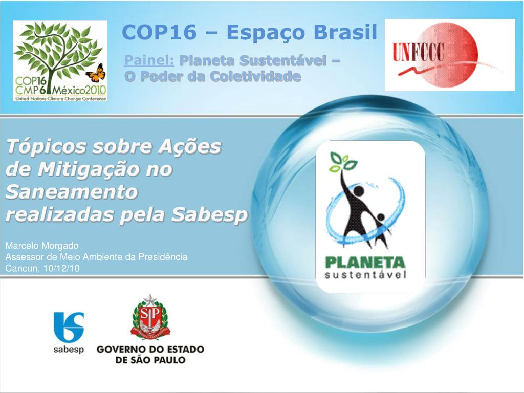 COP16 –