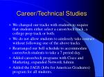 career technical studies22