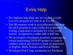 extra help42