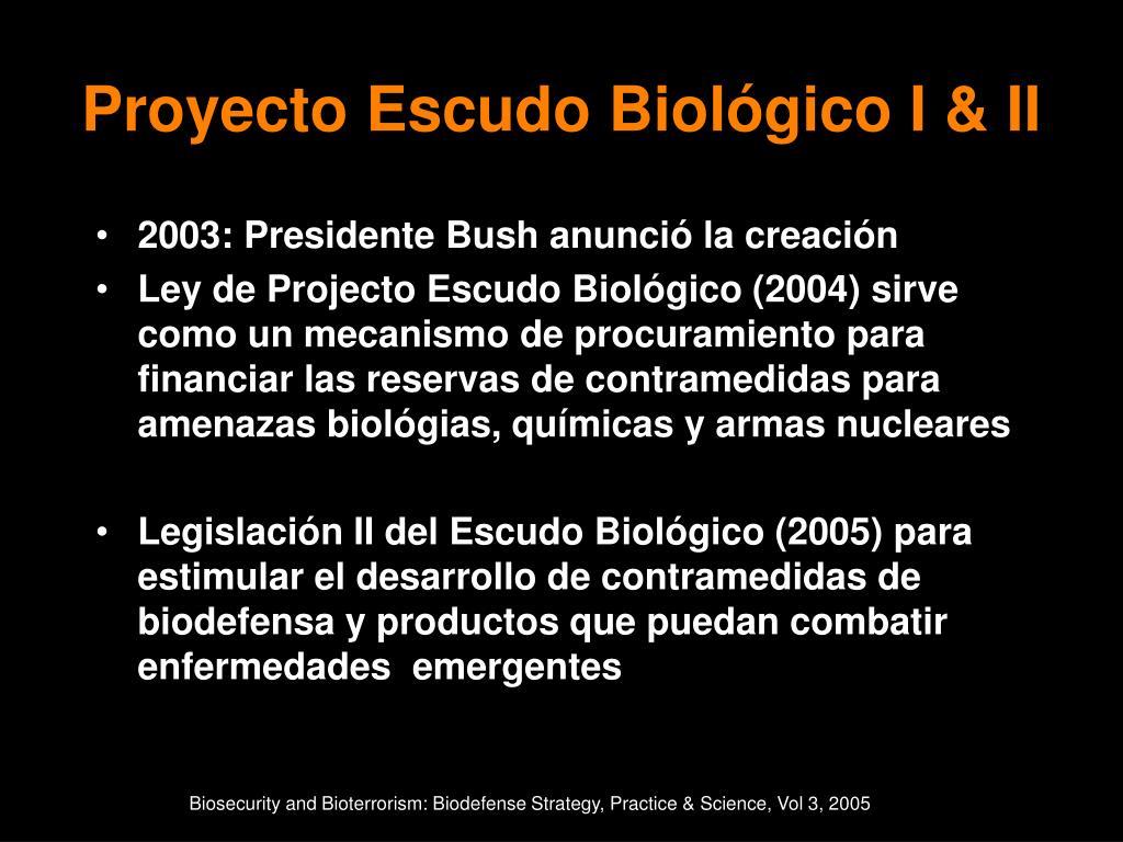 Proyecto Escudo Biol