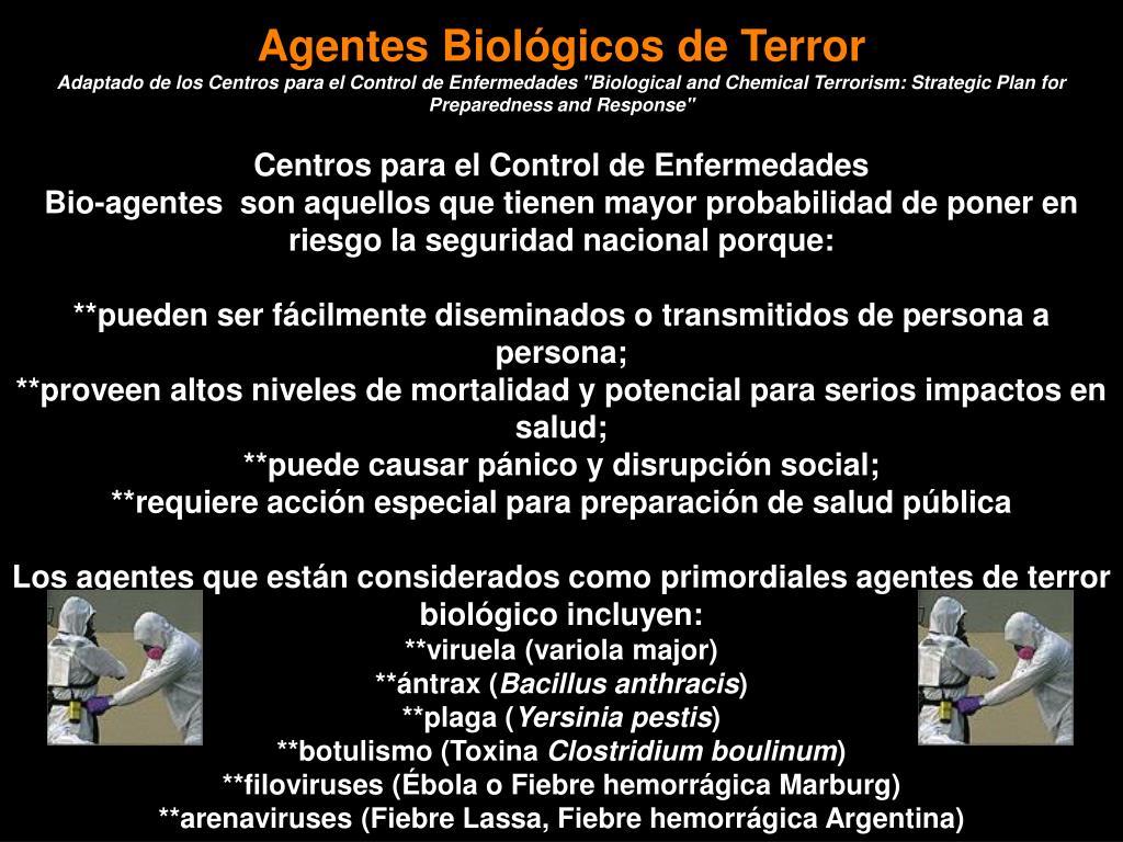 Agentes Biol