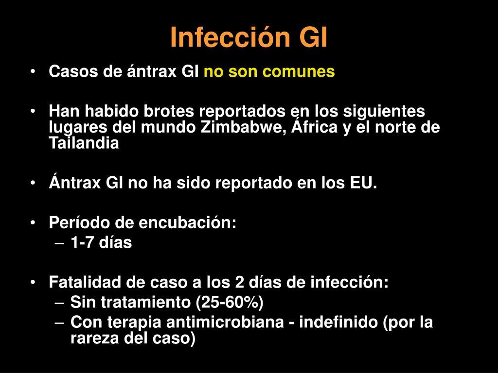 Infecci