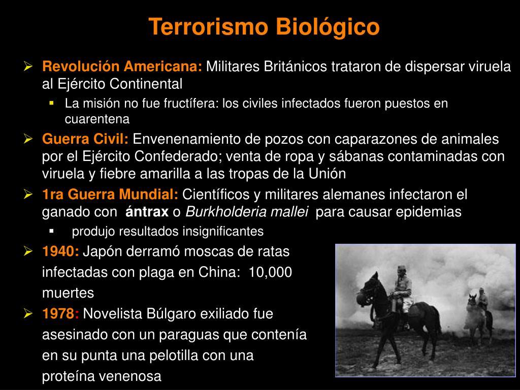 Terrorismo Biol