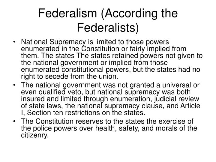 features of american constitution pdf