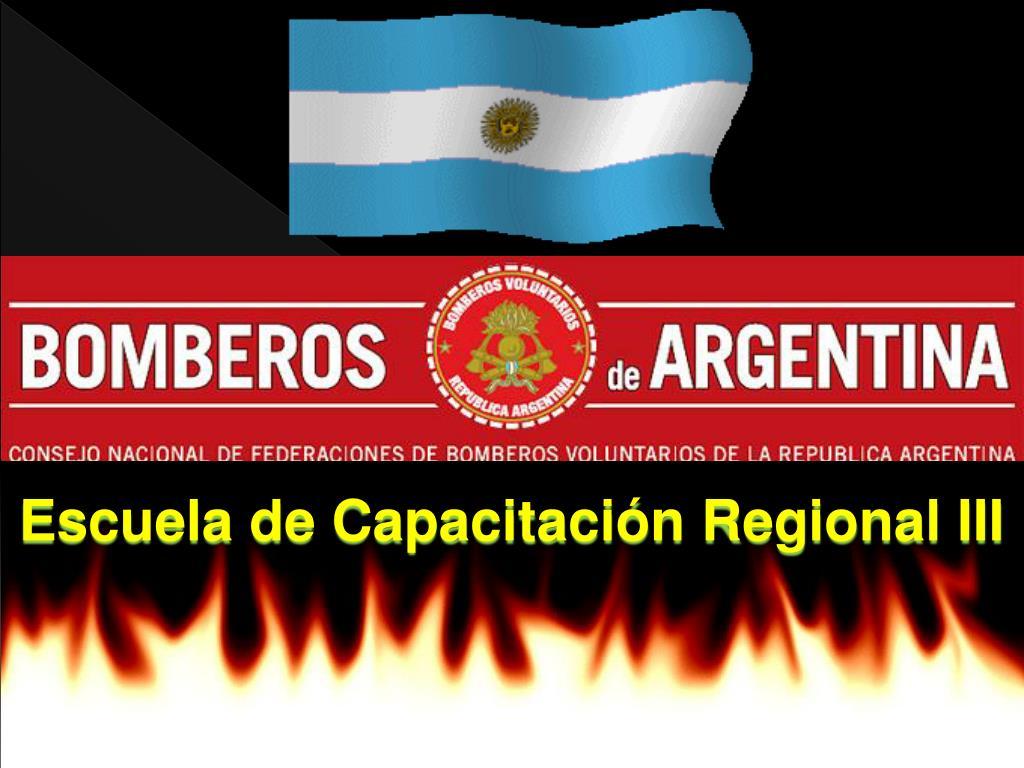 Escuela de Capacitación Regional III
