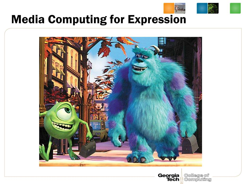 Media Computing for Expression