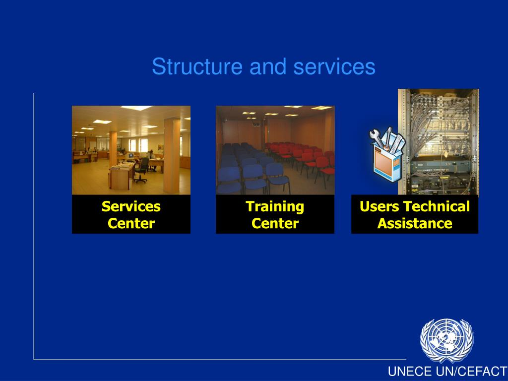 Structure and services