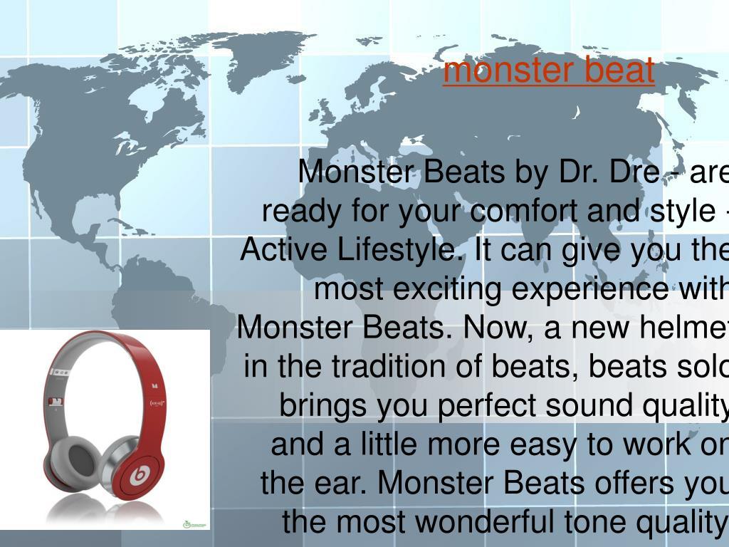 monster beat