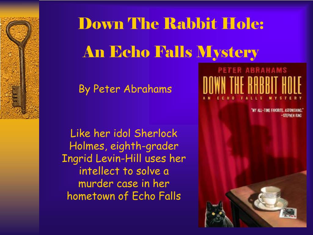 Down The Rabbit Hole: