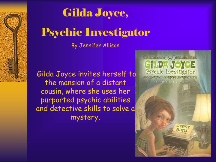 Gilda Joyce,