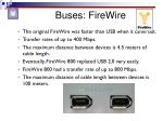 buses firewire30