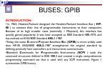 buses gpib
