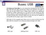 buses usb