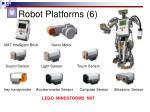 robot platforms 6