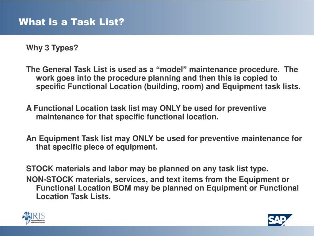 PPT - Workshop: Preventive Maintenance PowerPoint