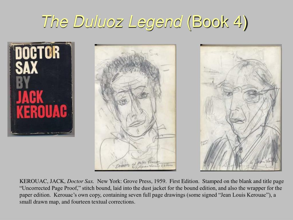 The Duluoz Legend