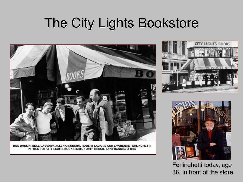 The City Lights Bookstore