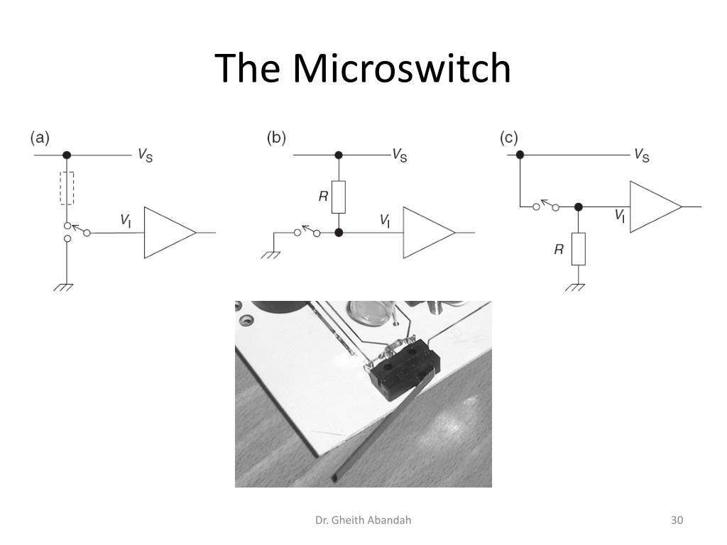 The Microswitch