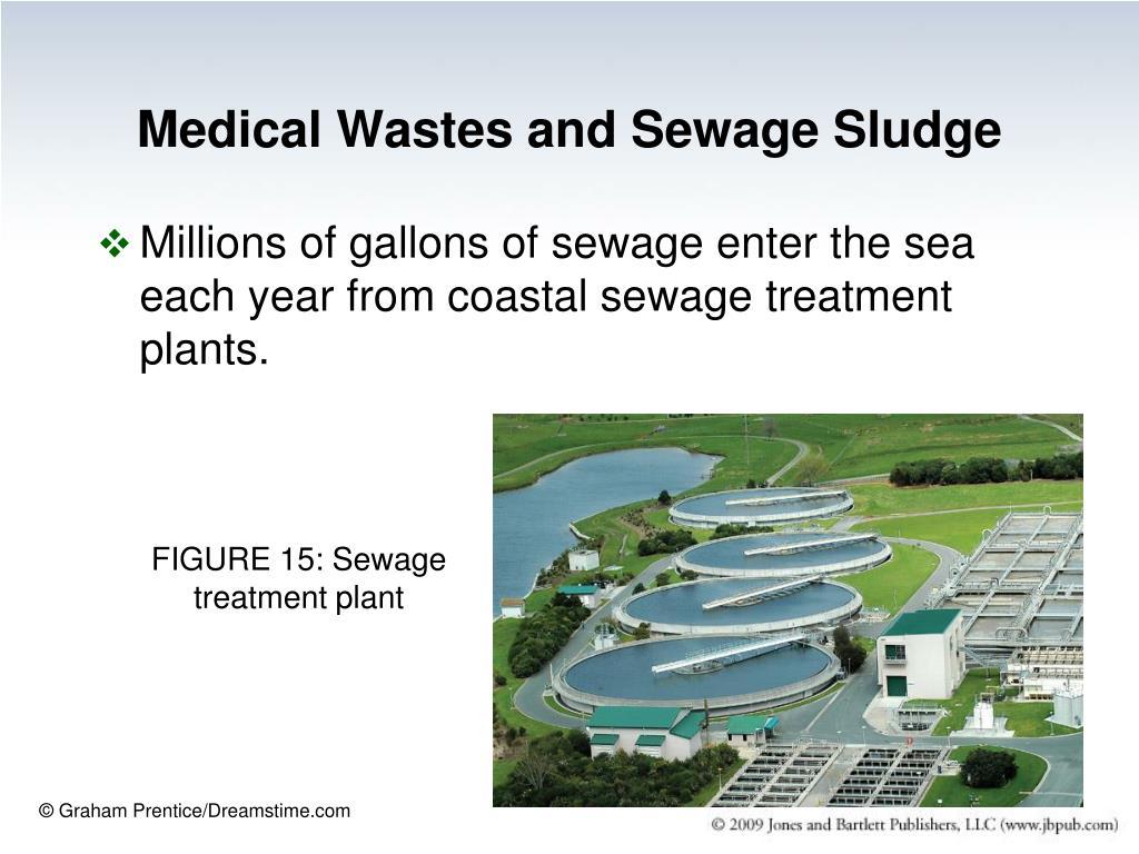 Medical Wastes and Sewage Sludge