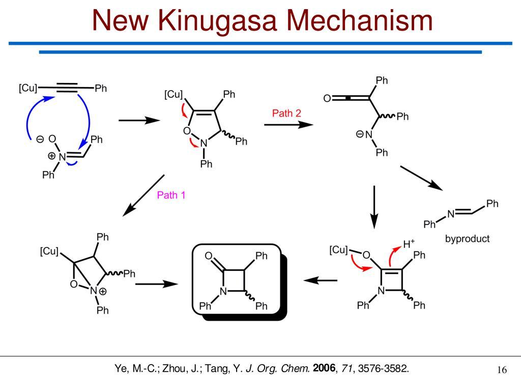 New Kinugasa Mechanism