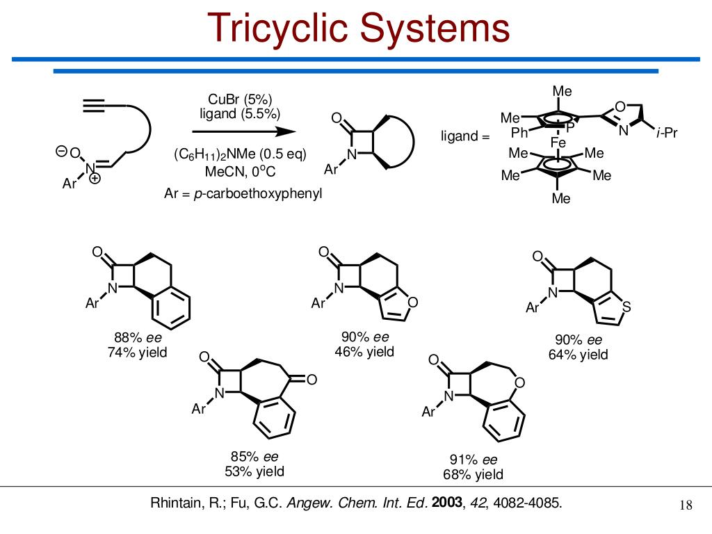 Tricyclic Systems
