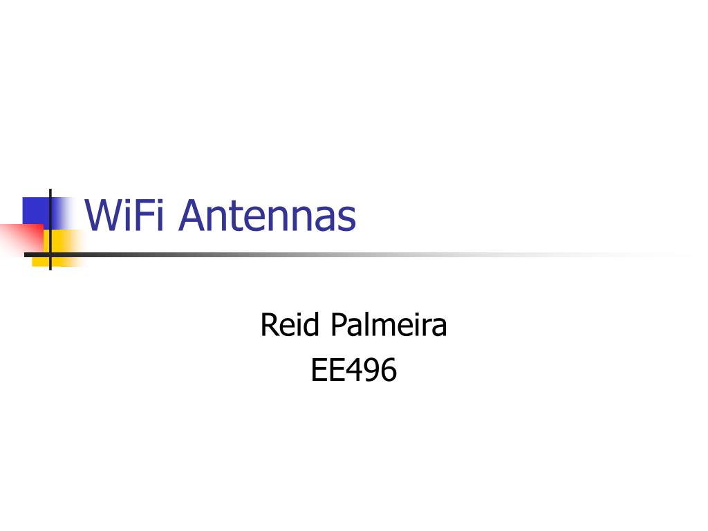 wifi antennas l.