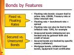 bonds by features
