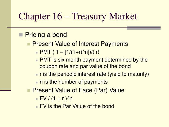 Chapter 16 treasury market3