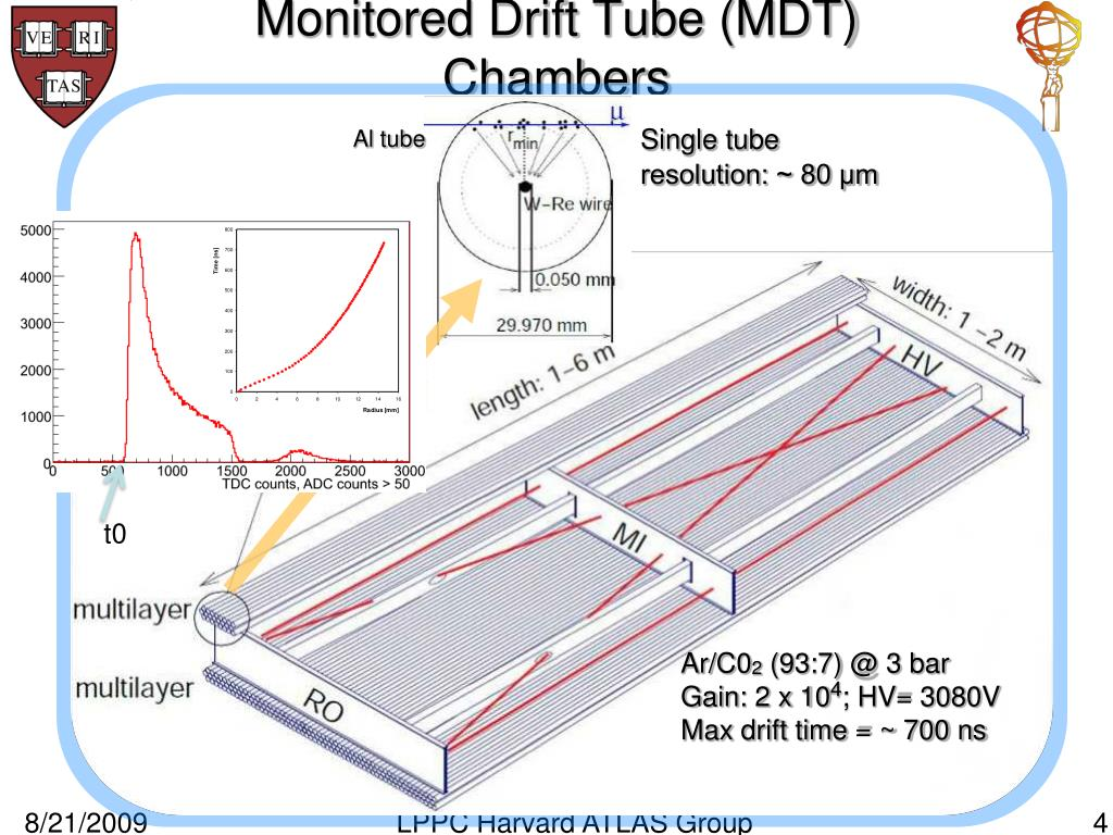 Monitored Drift Tube (MDT) Chambers