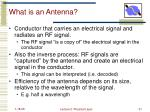 what is an antenna