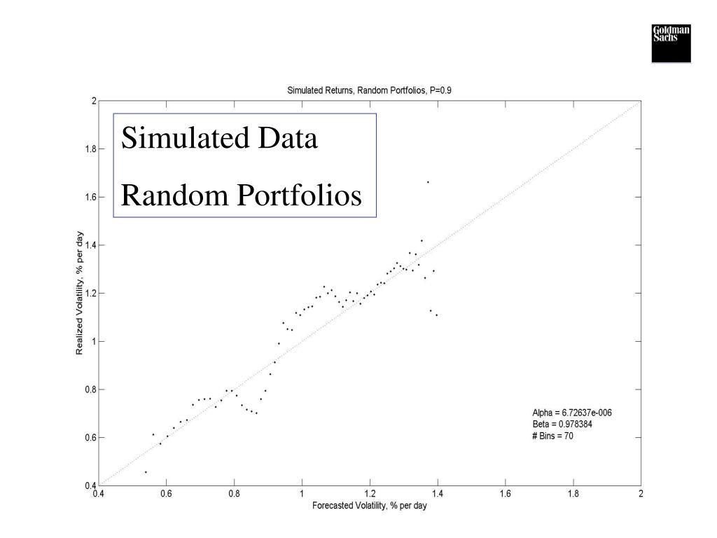 Simulated Data