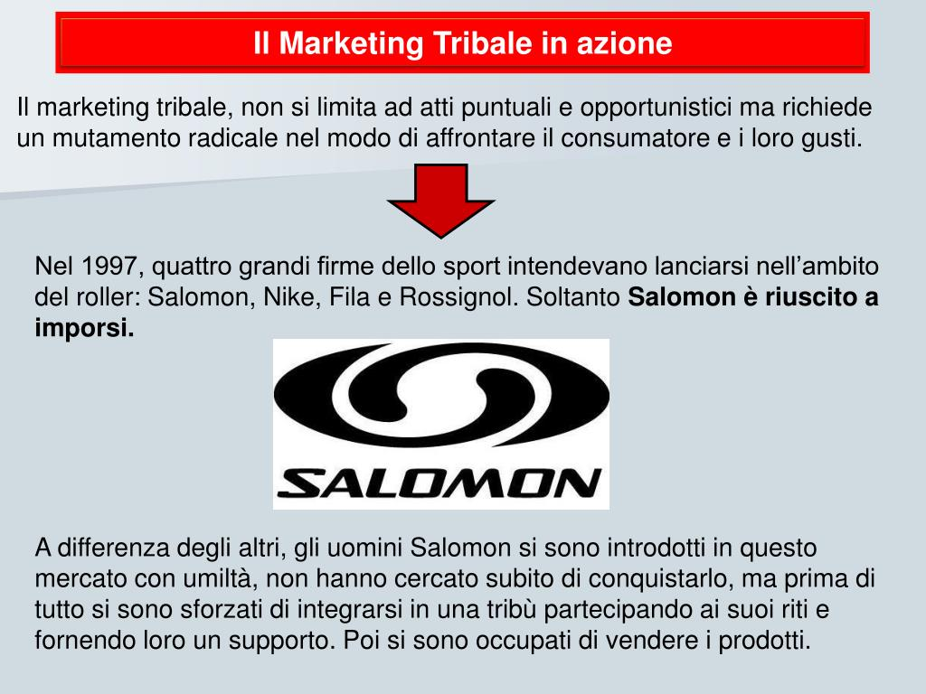 Il Marketing Tribale in azione