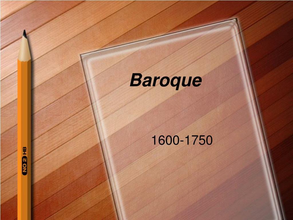 baroque l.