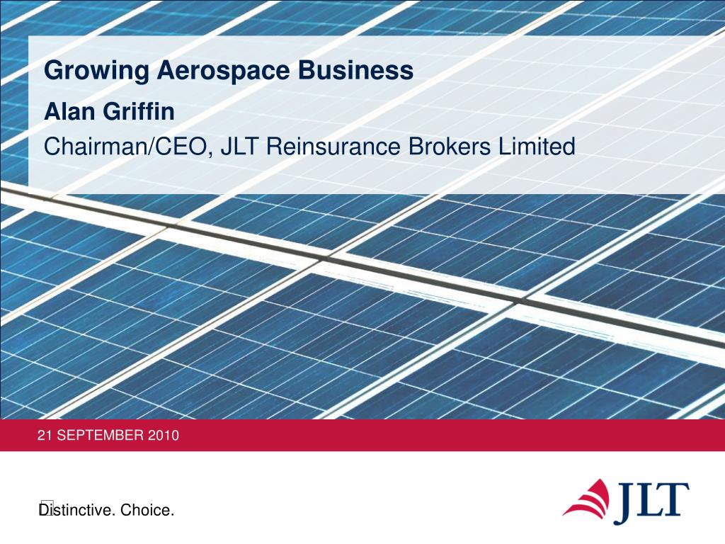 Growing Aerospace Business