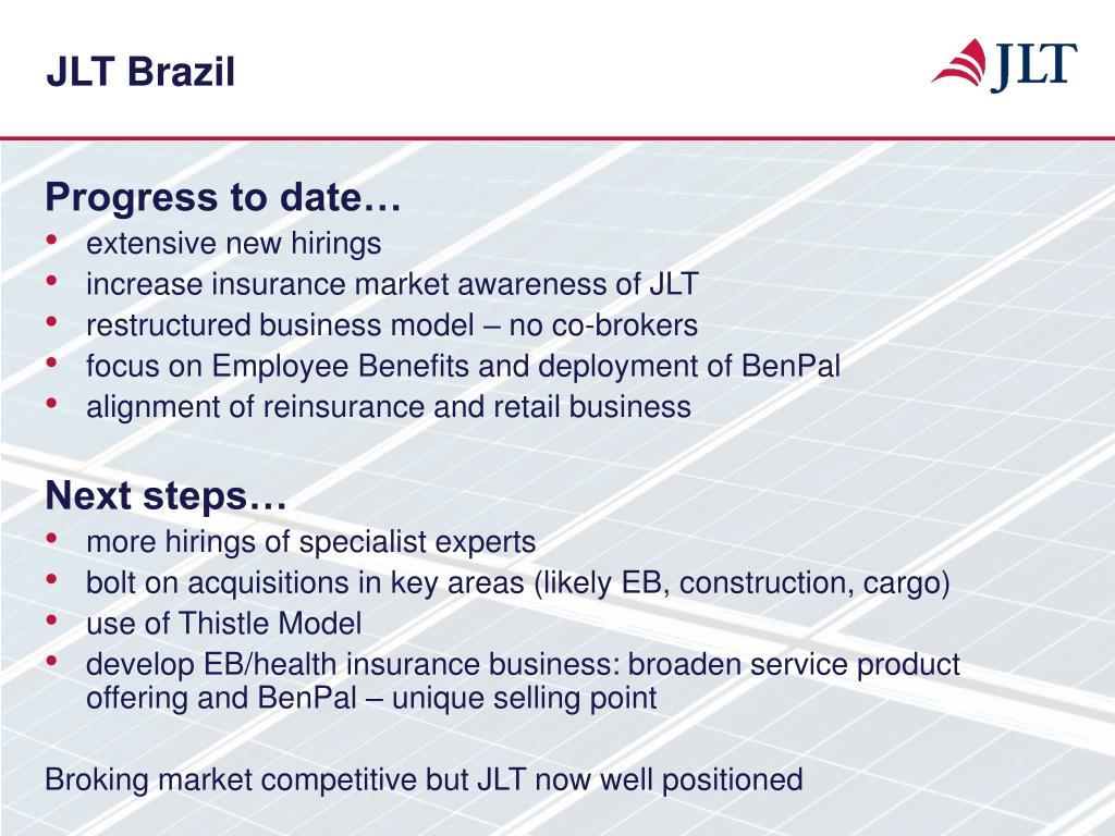 JLT Brazil