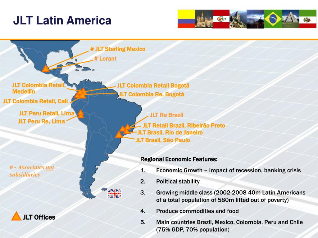 JLT Latin America